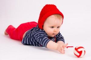 Mainan, Anak, Edukatif, untuk, Perkembangan, Anak, 1, Tahun, Pertama, cute, baby, ball